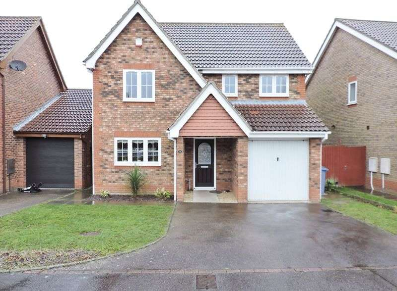 4 Bedrooms Detached House for sale in Airedale, Lowestoft