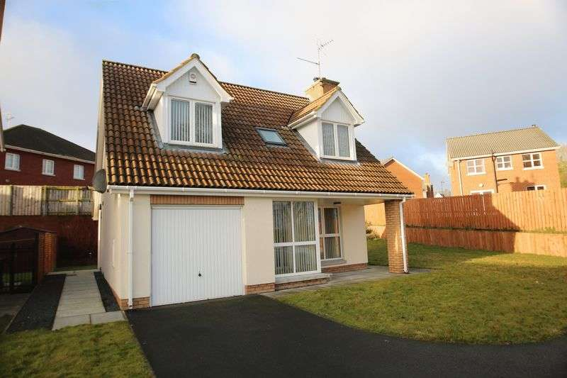 3 Bedrooms Detached House for sale in Kernan Hill Manor, Portadown