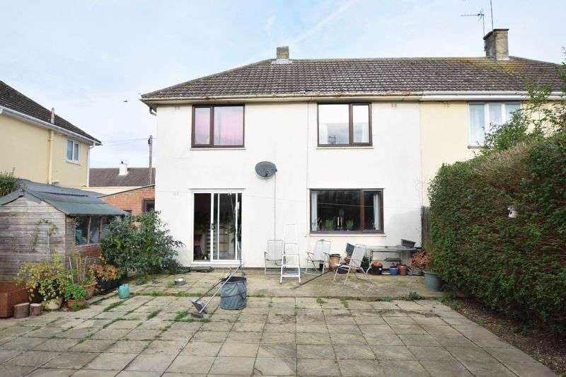 3 Bedrooms Semi Detached House for sale in Fury Avenue, Grimoldby