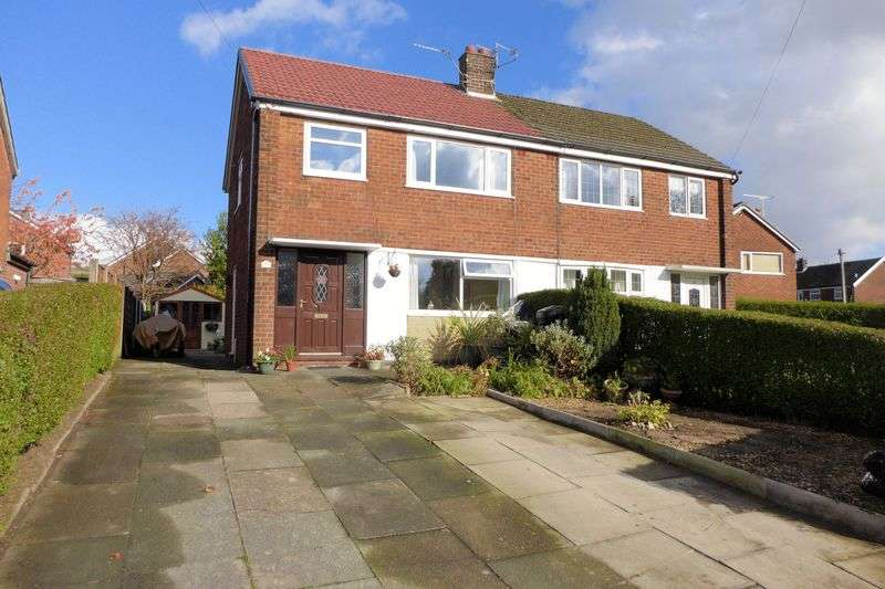 3 Bedrooms Semi Detached House for sale in Rose Lea, Harwood, Bolton