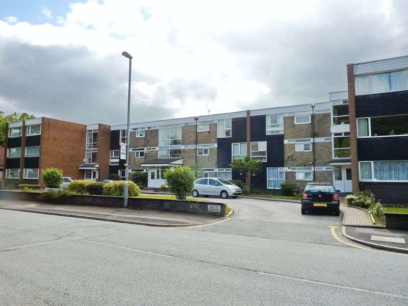 2 Bedrooms Flat for sale in Standmoor Court, Whitefield, Manchester