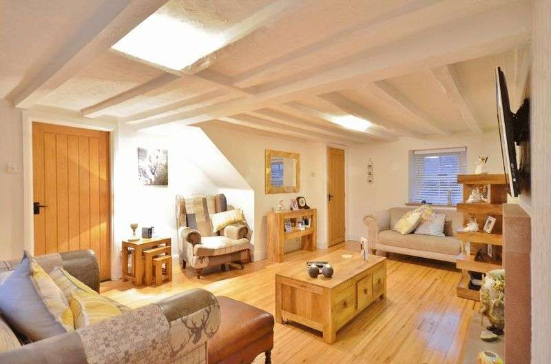2 Bedrooms Terraced House for sale in Flosh Cottages, Cleator
