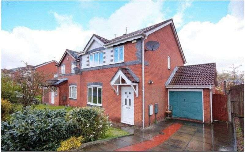 4 Bedrooms Detached House for sale in Ellesmere Road, Morris Green, Bolton, Lancashire.
