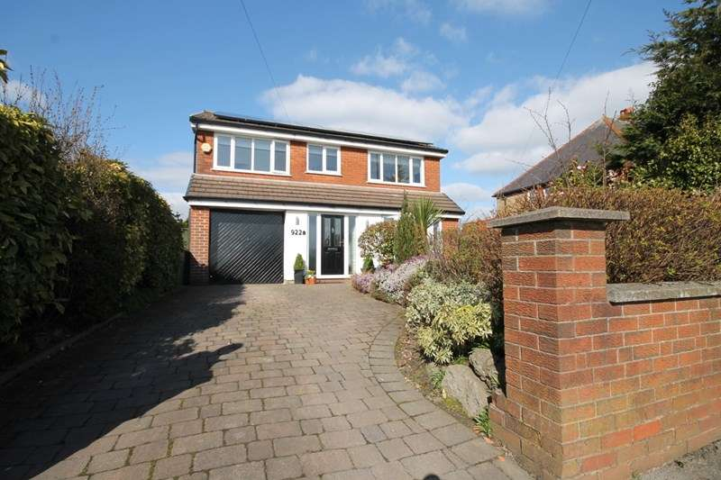 4 Bedrooms Detached House for sale in Plodder Lane, Over Hulton, Bolton, Lancashire.