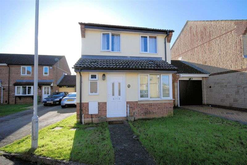 3 Bedrooms Detached House for sale in Masons Way, Frome