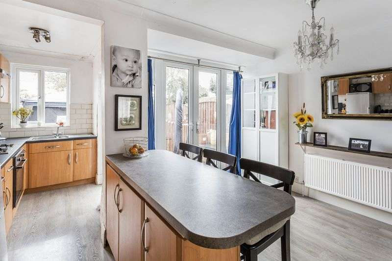 2 Bedrooms Terraced House for sale in Hamsey Green Gardens, CR6
