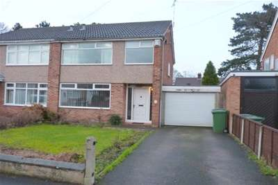 3 Bedrooms House for rent in Dearnford Avenue, Bromborough