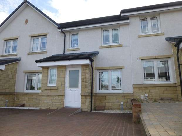 2 Bedrooms Terraced House for sale in Clement Drive, Crystal Park, Clarkston , Airdrie, ML6