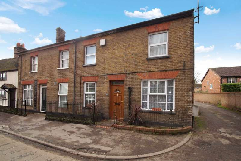2 Bedrooms Maisonette Flat for sale in Belswains Lane, Nash Mills