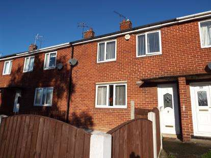 3 Bedrooms Semi Detached House for sale in Pentre Gwyn, Wrexham, Wrecsam, LL13