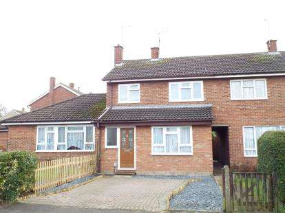 2 Bedrooms Terraced House for sale in Leaf Road, Houghton Regis, Dunstable, Bedfordshire