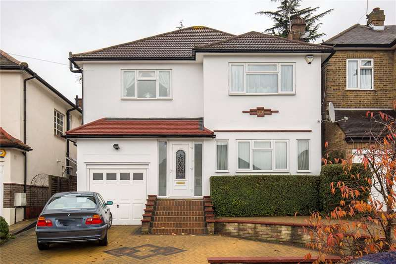 3 Bedrooms Detached House for sale in Manor Drive, Southgate, London, N14