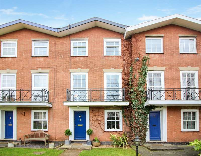 3 Bedrooms House for sale in Dudley Court, Bramcote