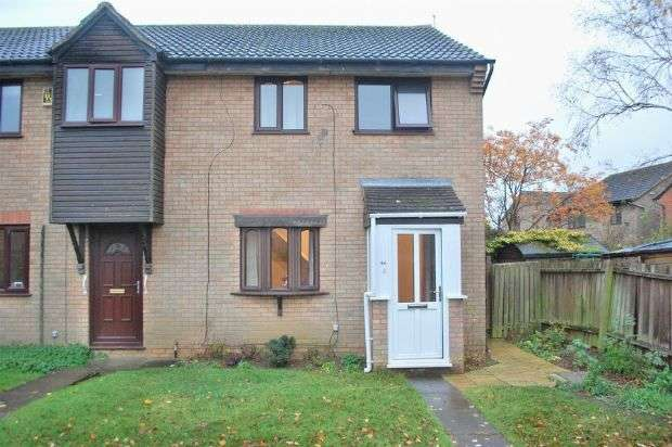 3 Bedrooms End Of Terrace House for sale in Martel Close, Duston, Northampton NN5 6HA