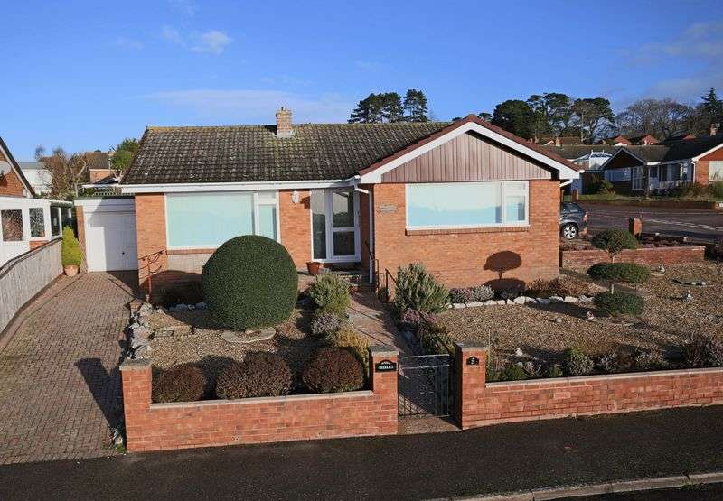 2 Bedrooms Detached Bungalow for sale in Ellwood Road, Exmouth