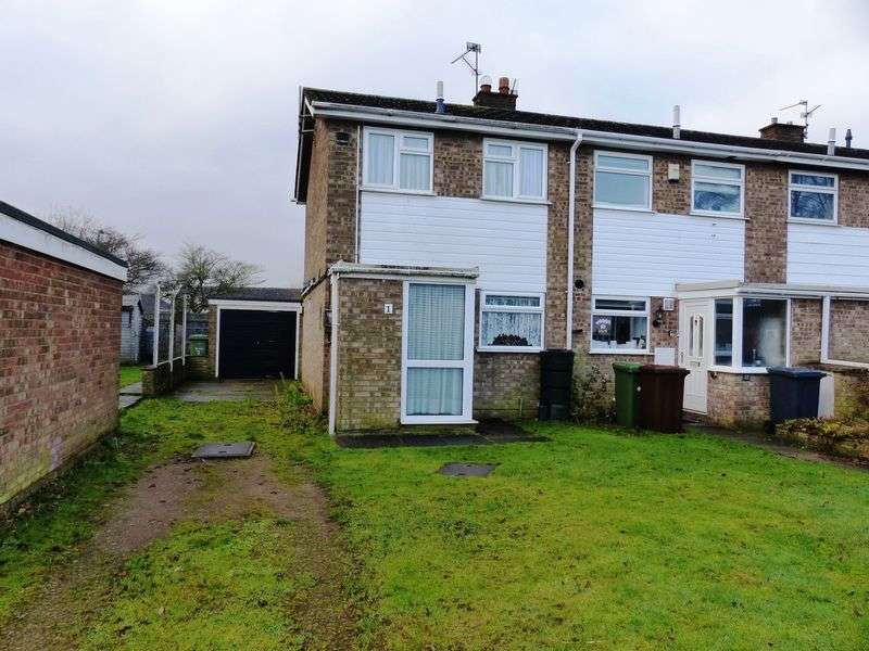 2 Bedrooms Terraced House for sale in Shawbury Close, Lincoln
