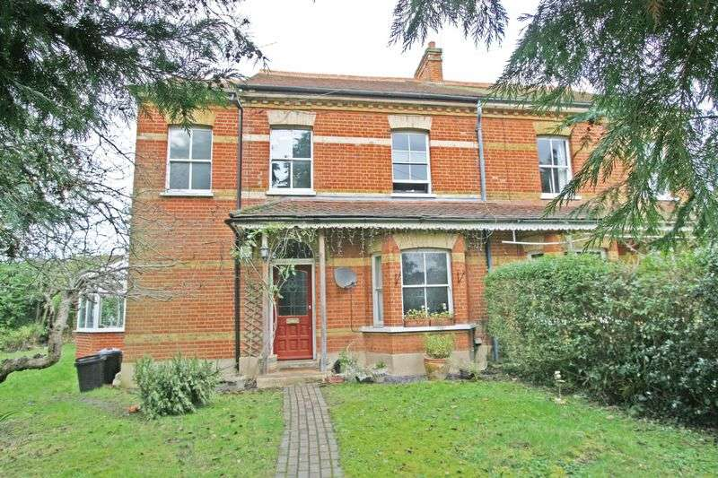 4 Bedrooms Semi Detached House for sale in One Pin Lane, Farnham Common, Buckinghamshire SL2