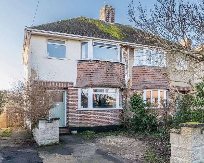 3 Bedrooms Semi Detached House for sale in Bodley Road, Oxford
