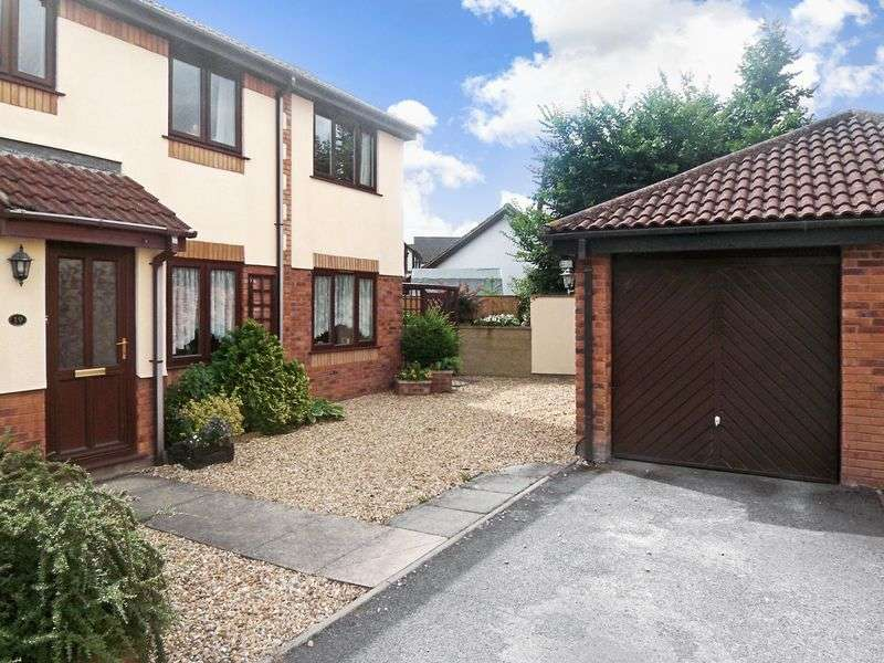 4 Bedrooms Semi Detached House for sale in Ashton Court, Kingsteignton