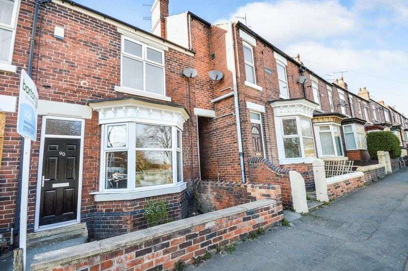 3 Bedrooms Terraced House for sale in Meadow Street, Kimberworth, Rotherham