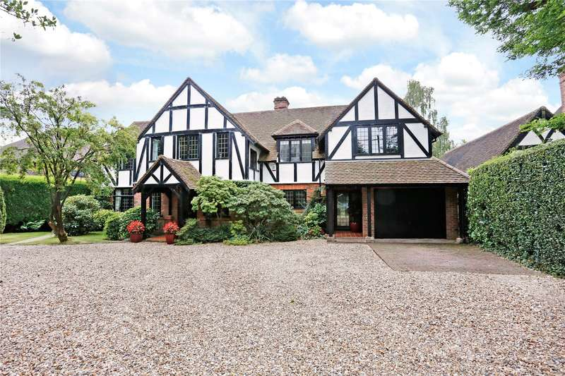 7 Bedrooms Detached House for sale in Devonshire Avenue, Amersham, Buckinghamshire, HP6