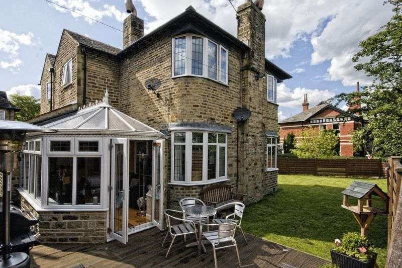 4 Bedrooms Detached House for sale in Lawrence Road, Halifax