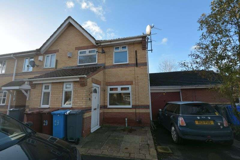 3 Bedrooms Terraced House for sale in Thirlmere Road, Woodhouse Park, Manchester
