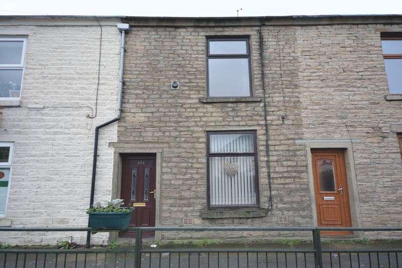 2 Bedrooms Terraced House for sale in Blackburn Road, Rising Bridge