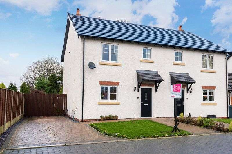 3 Bedrooms Semi Detached House for sale in Kings Close, Haskayne