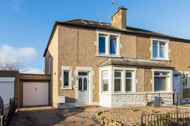 3 Bedrooms Semi Detached House for sale in 10 Easter Drylaw Drive, Drylaw, Edinburgh, EH4 2QB
