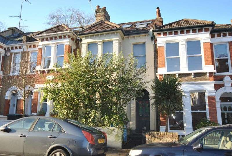 4 Bedrooms Terraced House for sale in Edison Road, Crouch End, N8
