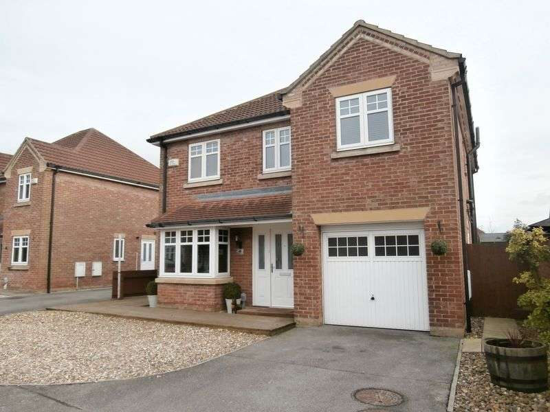 4 Bedrooms Detached House for sale in Bonfrey Way, Hedon