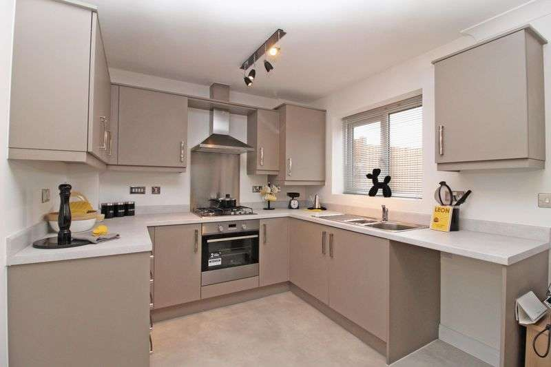 Semi Detached House for sale in Manse Gardens, Goose Green, Wigan