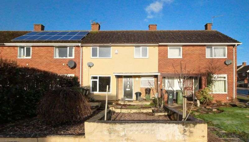 3 Bedrooms Terraced House for sale in Pellinore Road, Exeter