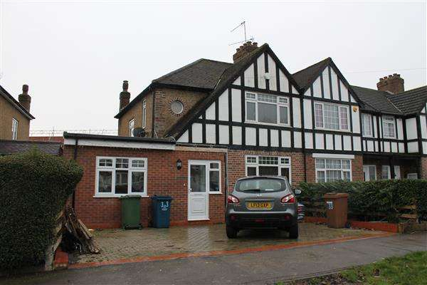 4 Bedrooms End Of Terrace House for sale in College Hill Road, Harrow