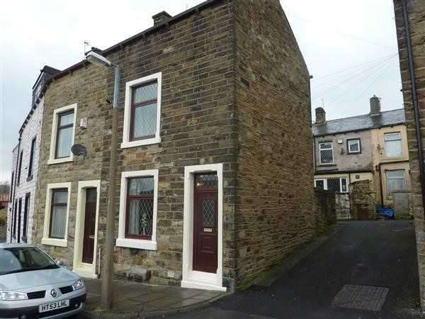 2 Bedrooms End Of Terrace House for sale in Stockbridge Road, Padiham