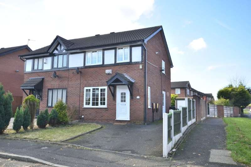 3 Bedrooms Semi Detached House for sale in York Street, Farnworth, Bolton, BL4