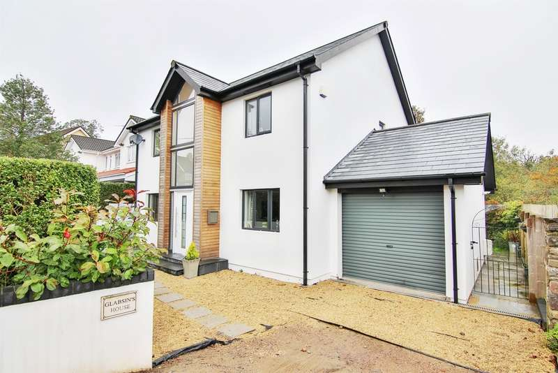 6 Bedrooms Detached House for sale in Sunnybank Road, Blackwood