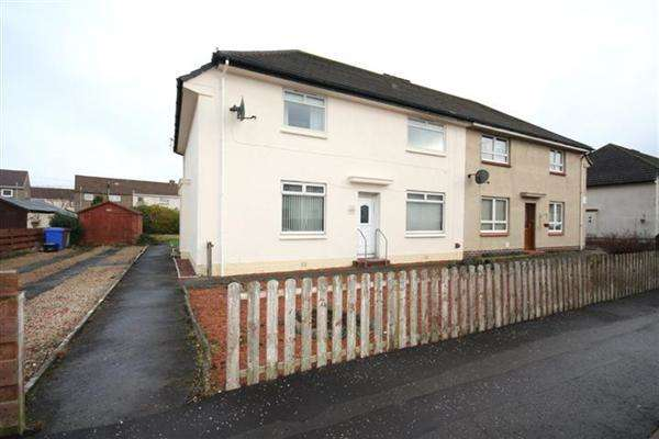 2 Bedrooms Apartment Flat for sale in Newdykes Road, Prestwick