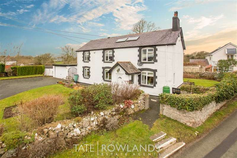 4 Bedrooms Cottage House for sale in Walwen House, Ffordd Walwen, Lixwm