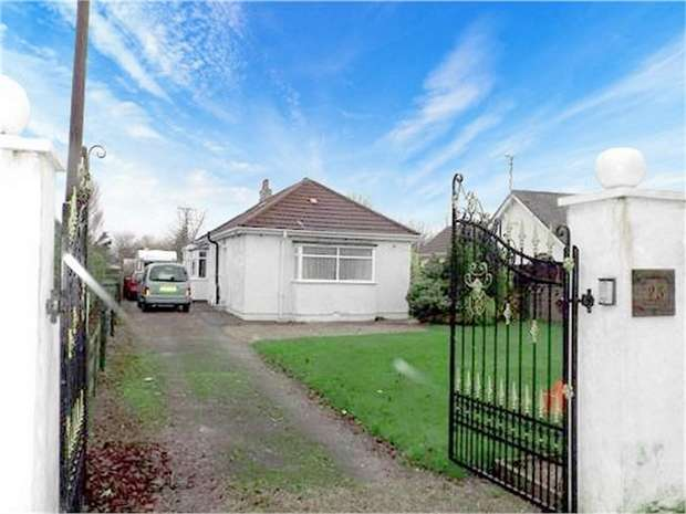 3 Bedrooms Detached Bungalow for sale in Gwellyn Avenue, Kinmel Bay, Rhyl, Conwy