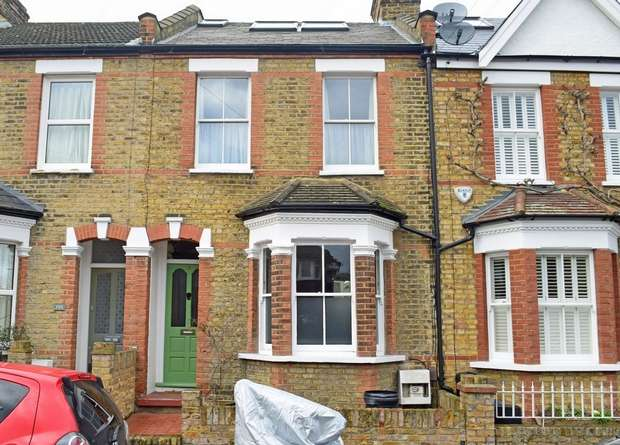 3 Bedrooms Terraced House for sale in Amyand Park Road, St Margarets, Twickenham