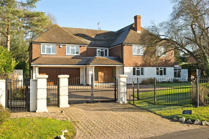 8 Bedrooms Detached House for sale in Miles Lane, Cobham, Surrey, KT11