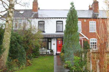 3 Bedrooms Terraced House for sale in East Road, Bromsgrove, Worcs