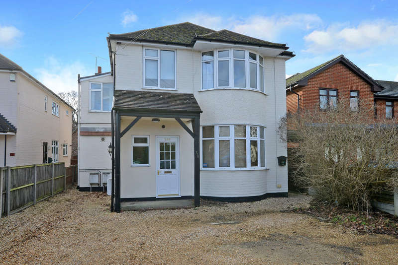 2 Bedrooms Flat for sale in Sandhurst, Berkshire