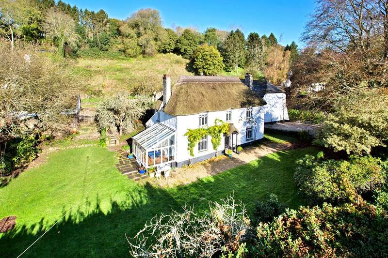 4 Bedrooms Detached House for sale in Teign Valley, Exeter, Devon