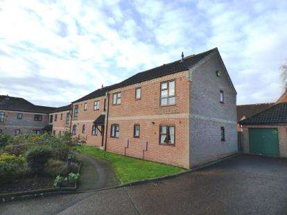 2 Bedrooms Retirement Property for sale in Norwich, Norfolk