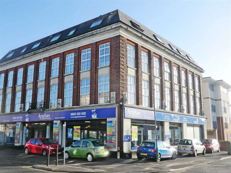 2 Bedrooms Flat for sale in Holt House, Bournemouth, Dorset