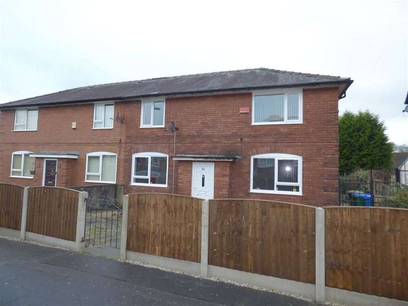 3 Bedrooms Property for sale in Clovelly Street, Castleton, Rochdale, Lancashire, OL11
