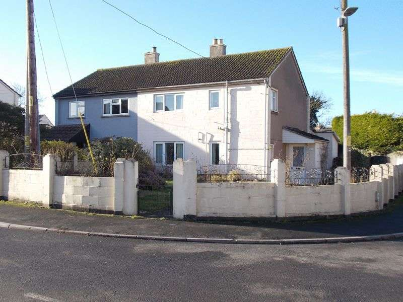3 Bedrooms Semi Detached House for sale in Glebelands, Frome